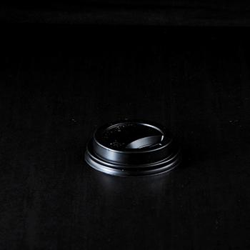 8oz Black Coffee Lid